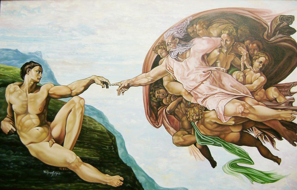 """Phải hiểu """"Con người được dựng nên theo hình ảnh Thiên Chúa"""" theo nghĩa nào?"""