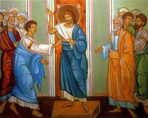 Suy niệm Tin Mừng Chúa nhật 2 Phục Sinh - năm A