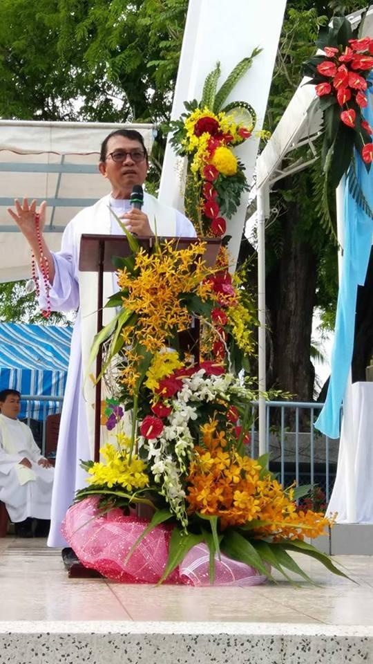 TTHH Fatima Vĩnh Long : Khai mạc hành hương kỷ niệm 100 năm Đức Mẹ hiện ra tại Fatima - Ảnh minh hoạ 2