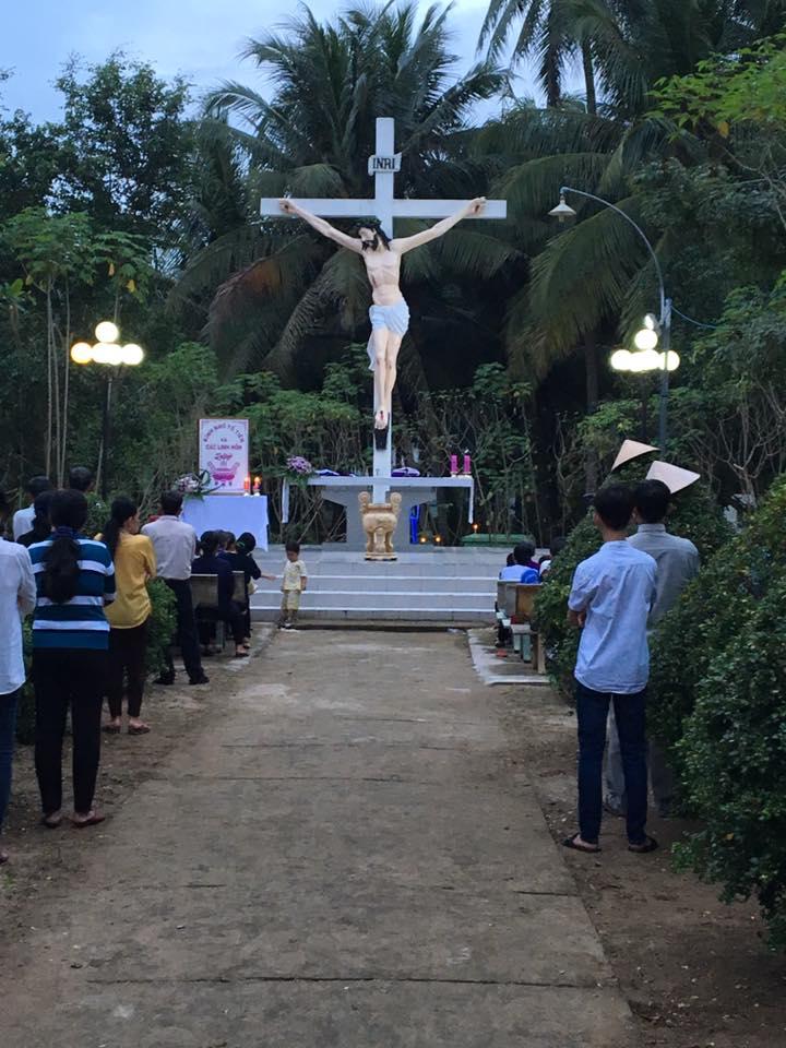 Họ đạo Giồng Quýt : Thánh Lễ cầu cho các tín hữu đã qua đời