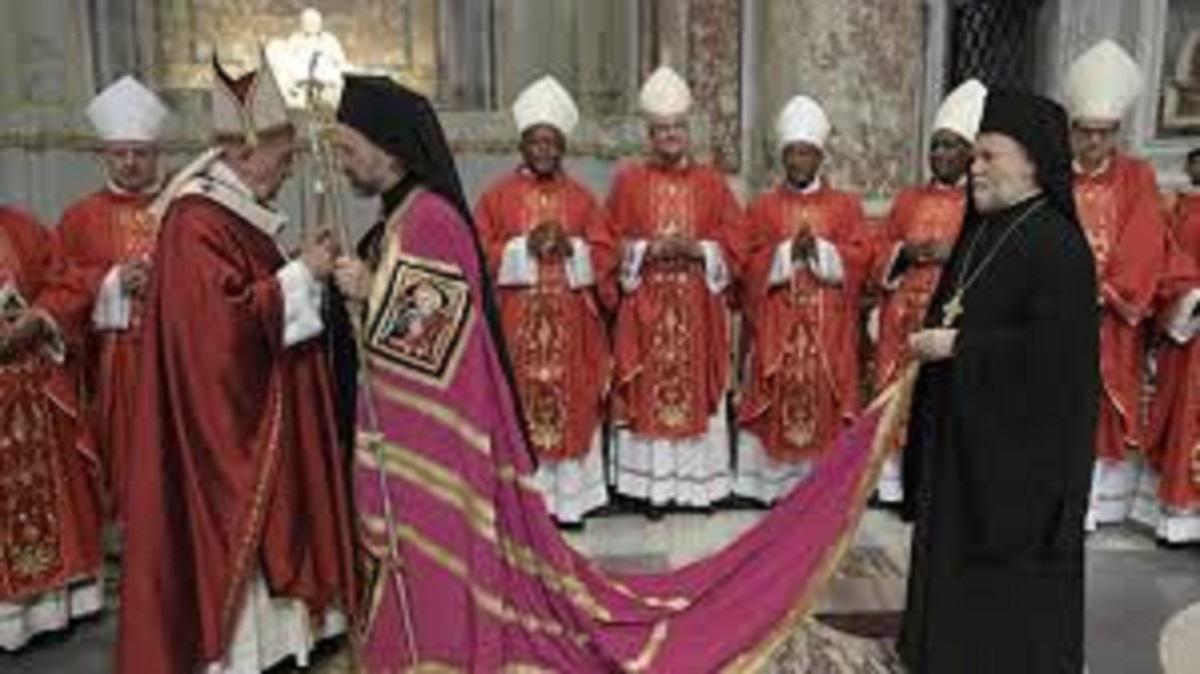 Ðức Thánh Cha chủ sự Thánh lễ  hai Thánh Phêrô và Phaolô Tông đồ