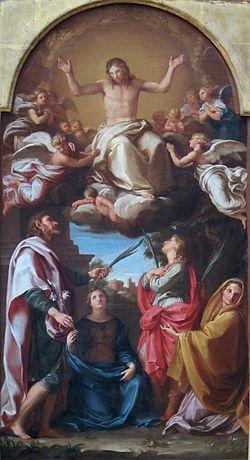 Thánh Julianô và bà Bazilissa