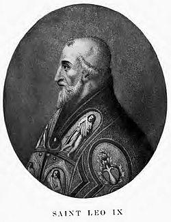 Thánh Giáo Hoàng Lêô IX.