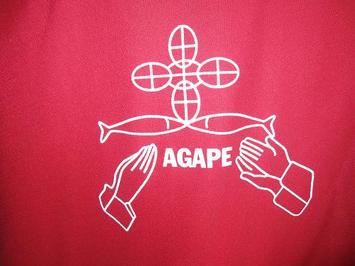 Gia Đình Agape Mừng 3 Năm Thành Lập