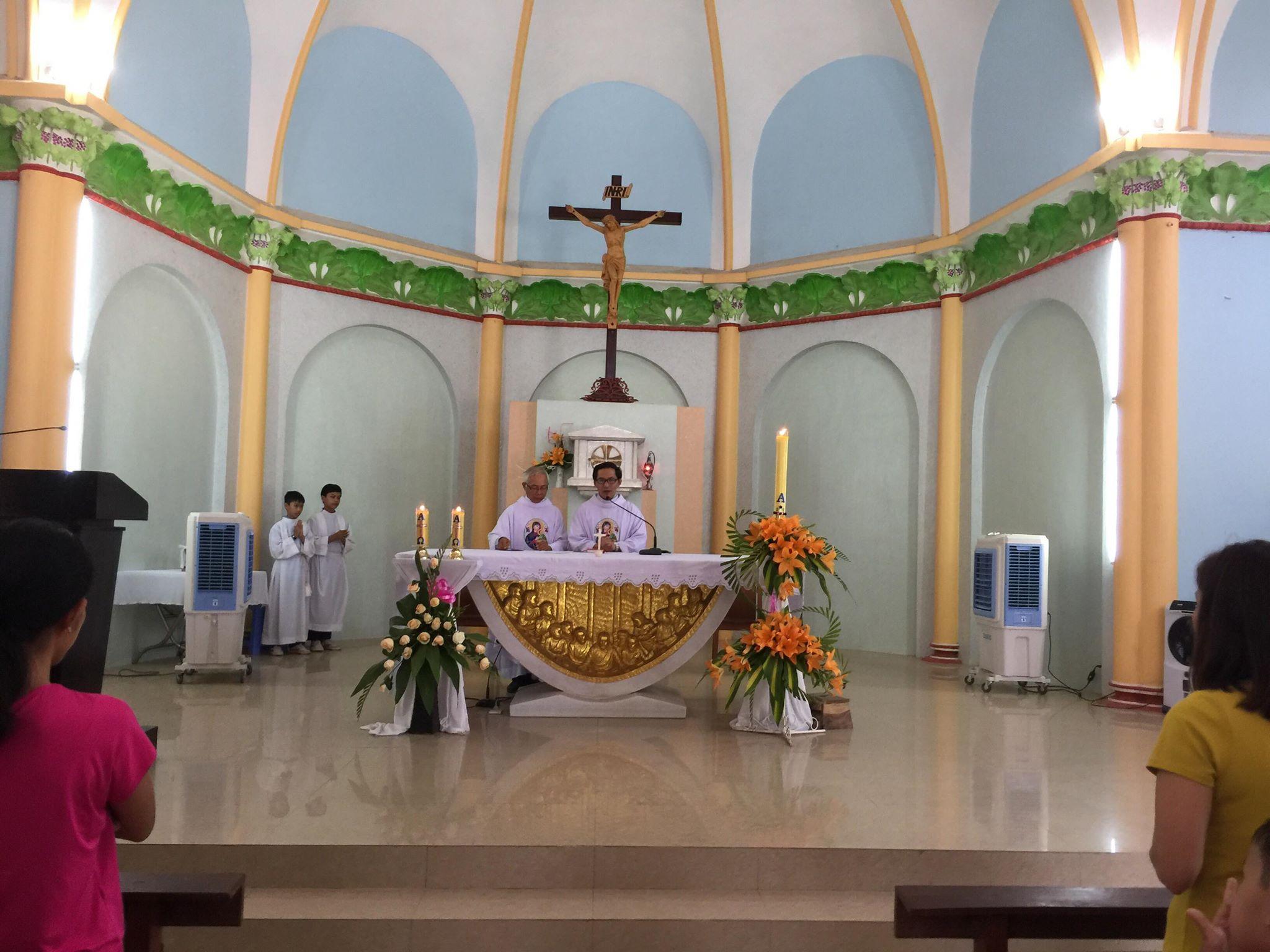 TTHH La Mã : Thánh Lễ Chúa nhật III PS