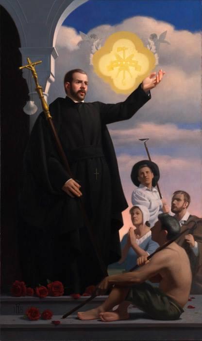 Thánh Gioan Phanxicô Regis, Linh mục (1597-1640)