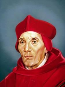 Thánh Gioan Fisher, Giám mục (1469-1535)
