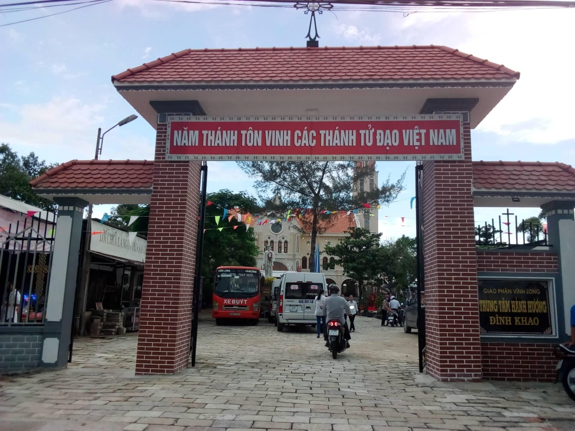 Giáo phận Vĩnh Long : Đêm trước ngày khai mạc Năm Thánh kính các Thánh tử đạo Việt Nam