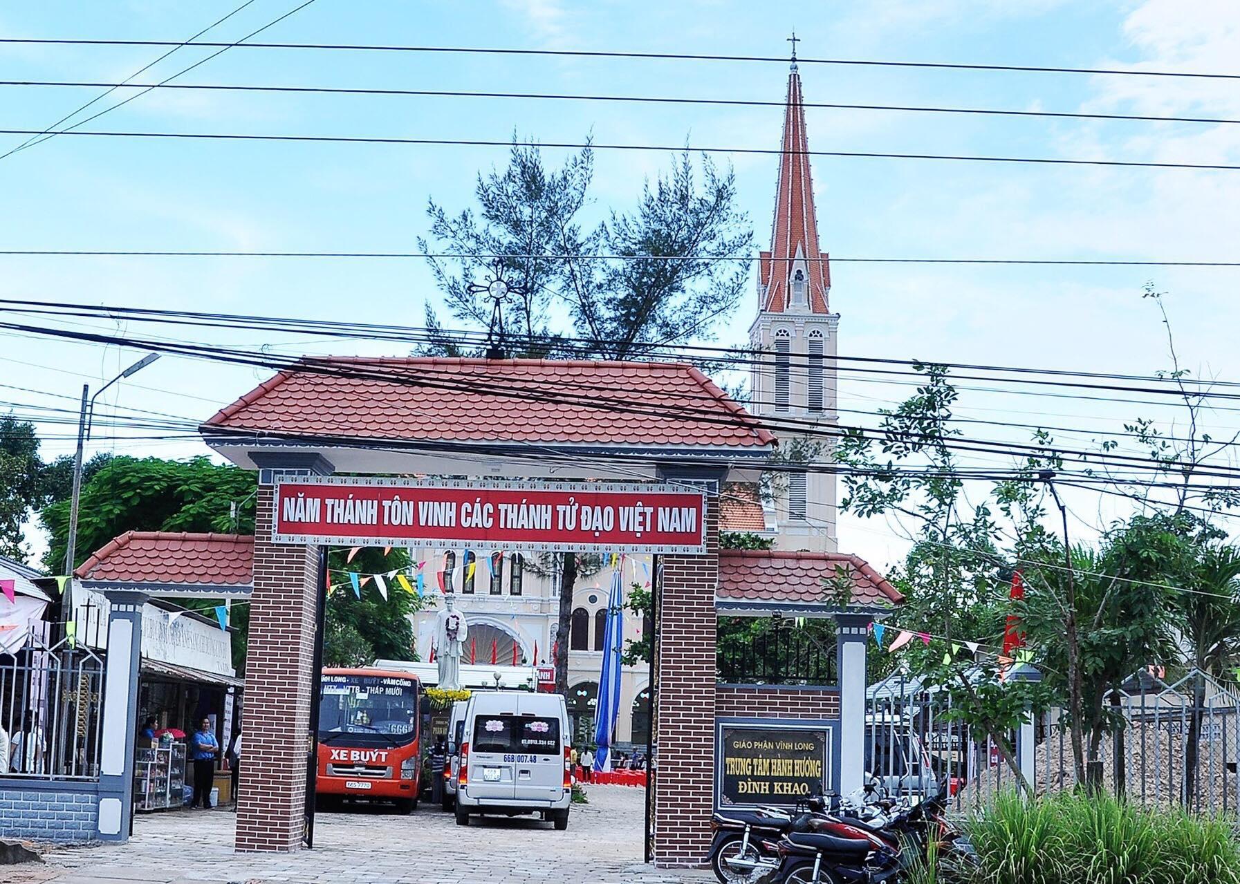 Giáo phận Vĩnh Long: Khai mạc Năm Thánh kính các Thánh tử đạo Việt Nam