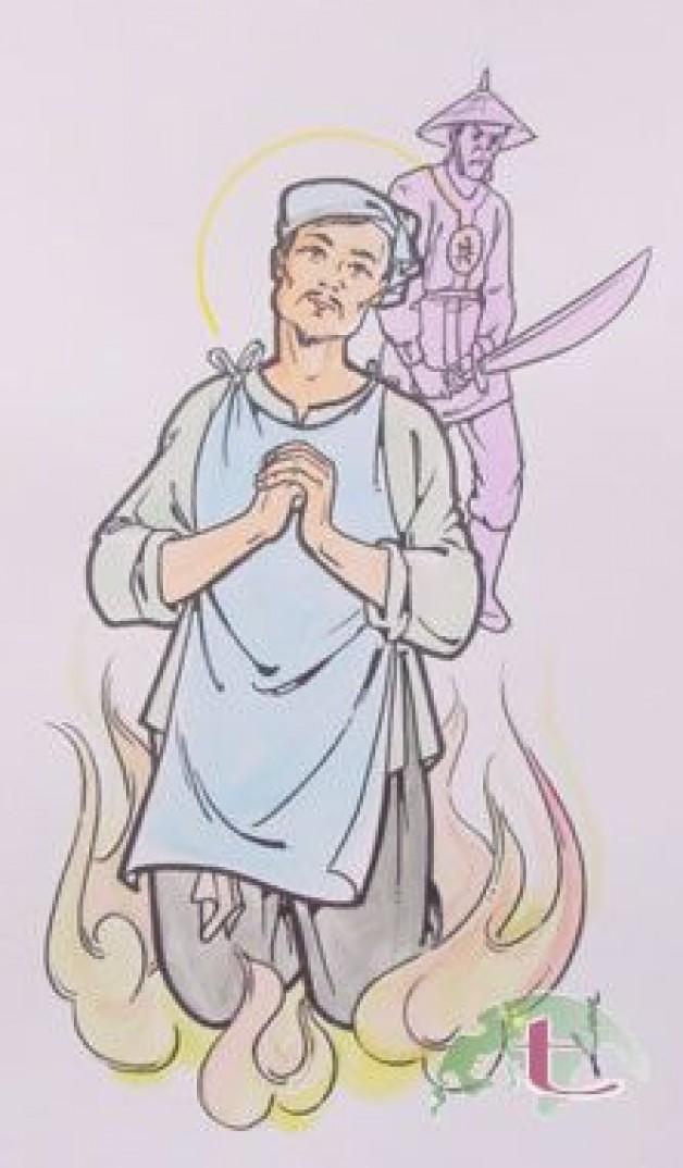 Thánh Phêrô Đa Giáo dân tử đạo