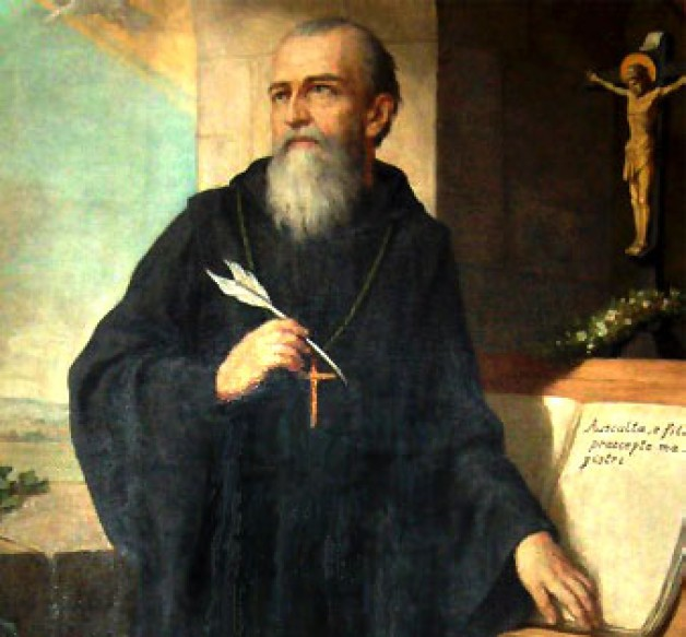 Thánh Bênêđictô, Tu Viện Trưởng (480-543)