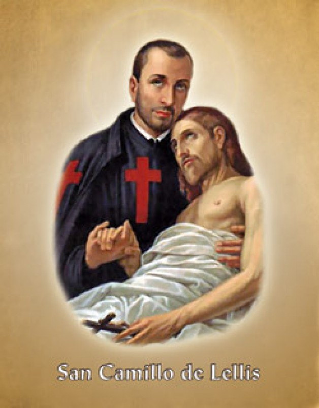 Thánh Ca-mi-lô sinh tại Bát-si-a-ni-cô