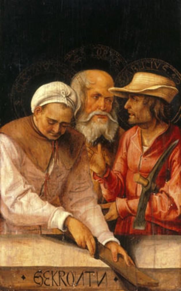 Kính 5 Thánh (ngày 8 tháng 11)