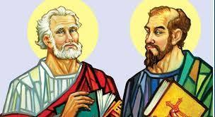 Thánh Phôtinô và Giôvita.