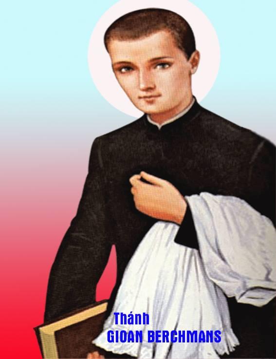 Thánh Gioan Berchmans - tu sĩ