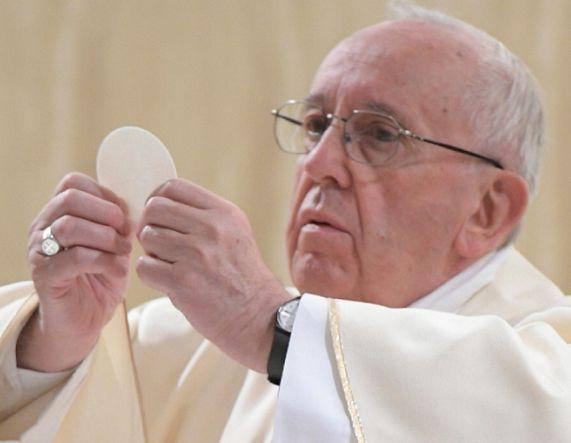 Thánh Thể, tặng phẩm Thần Linh