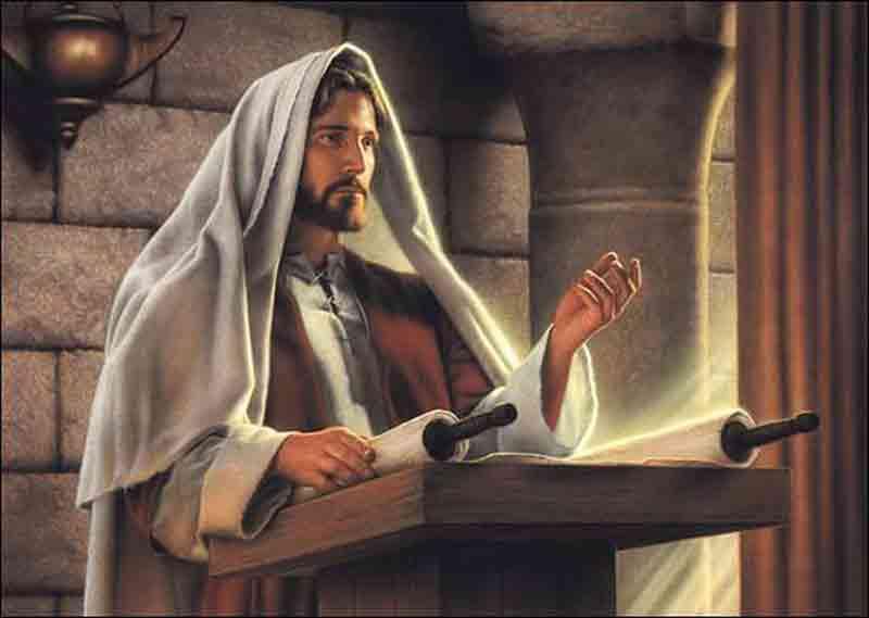 Thánh Thần Chúa ngự trên tôi, Chúa đã xức dầu...