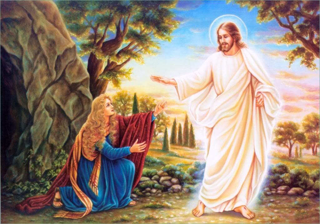 Chúa đã sống lại thật rồi. Hallêluia!