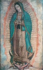 Ðức Mẹ Guadalupe.