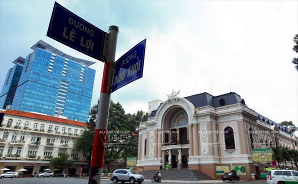 5 điều bạn chưa biết về đường Đồng Khởi ở Sài Gòn