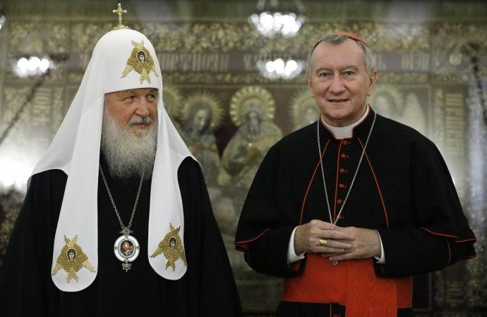 Đức Thượng phụ Nga nói rằng Mặc Tư Khoa và Vatican thỏa thuận về cuộc khủng hoảng ở Ukraine