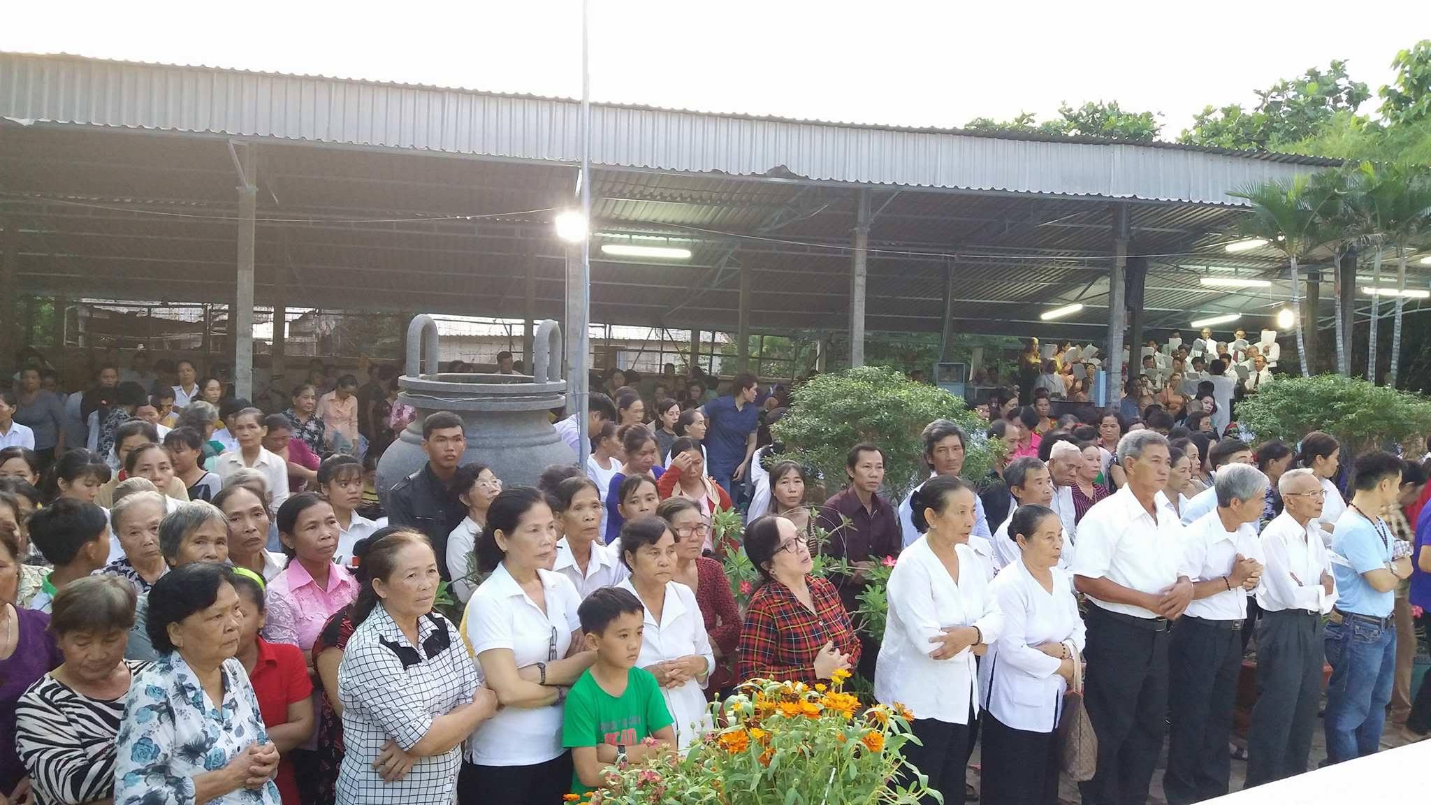 TTHH Fatima Vĩnh Long : Khai mạc hành hương kỷ niệm 100 năm Đức Mẹ hiện ra tại Fatima - Ảnh minh hoạ 6