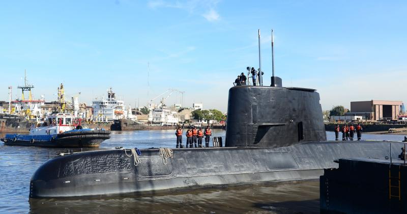 ĐGH Phanxicô cầu nguyện cho thủy thủ đoàn tàu ngầm của Á Căn Đình bị mất tích