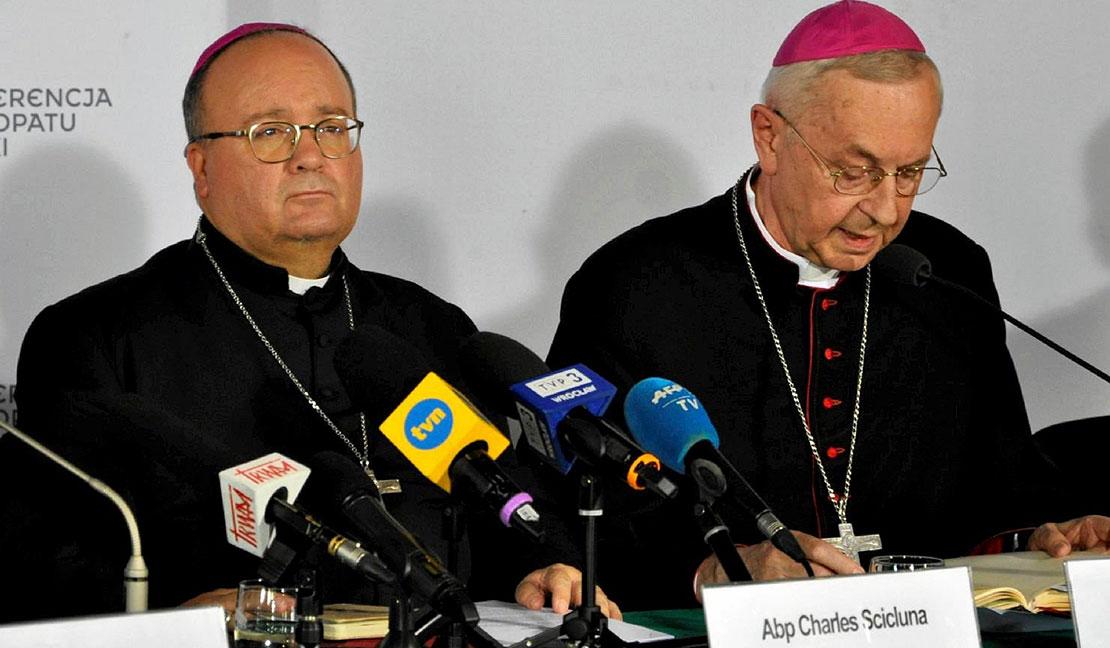 ĐTGM Charles Scicluna: Tôi là chứng nhân cho quyết tâm bảo vệ trẻ em của Thánh Giáo Hoàng Gioan Phaolô II