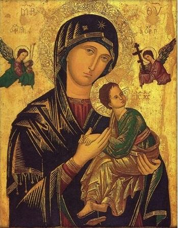 Lịch Sử Bức Ảnh Đức Mẹ Hằng Cứu Giúp Và Các Ơn Lành Mẹ Ban Cho Con Cái