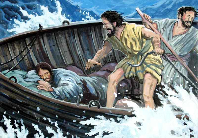 Lòng tin và cơn bão tố