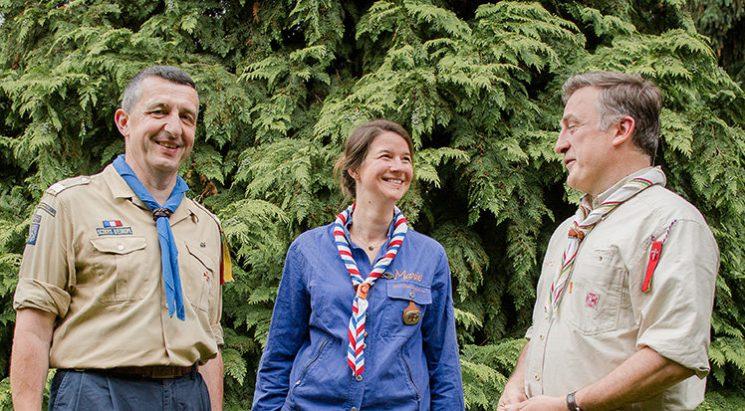 Thành công ngoài sức tưởng tượng của phong trào Hướng đạo Pháp