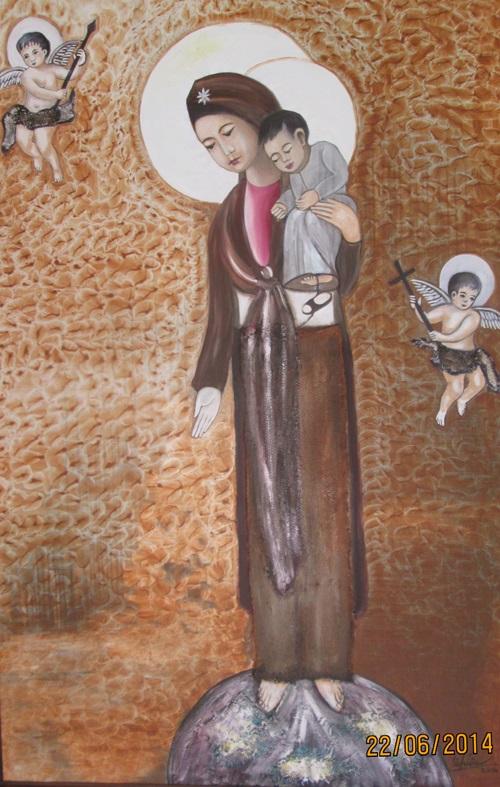 Tìm hiểu thêm về vai trò Đức Mẹ