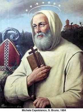 Thánh Brunô (1030? - 1101)