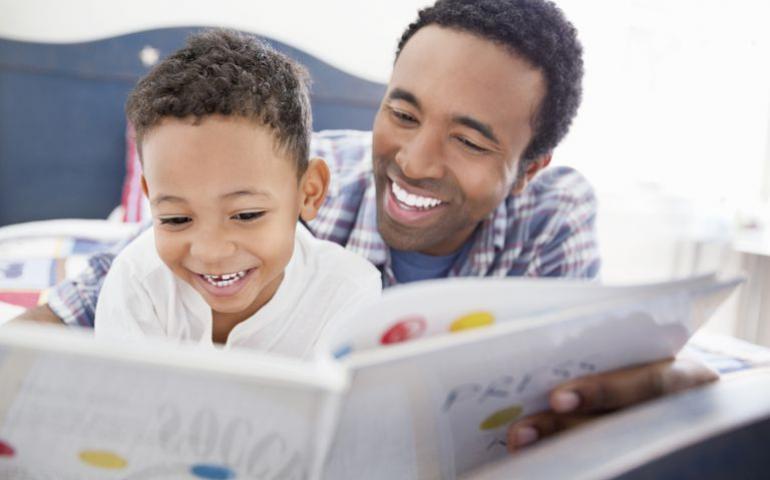 Con cái là thước đo sự khôn ngoan của cha mẹ
