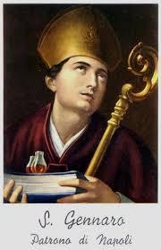 Thánh Januarius.