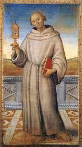 Thánh Giacôbê dòng  Phanxico