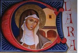 Cô Bạn Của Thánh Phanxicô Assisi