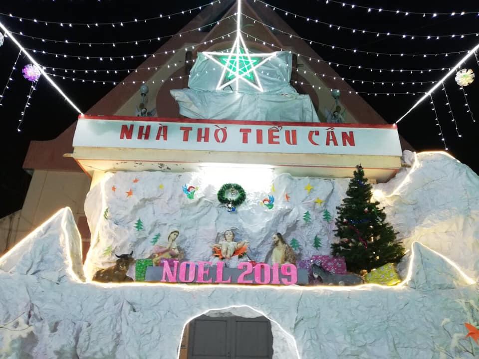 Họ đạo Tiểu Cần : Canh thức Giáng Sinh