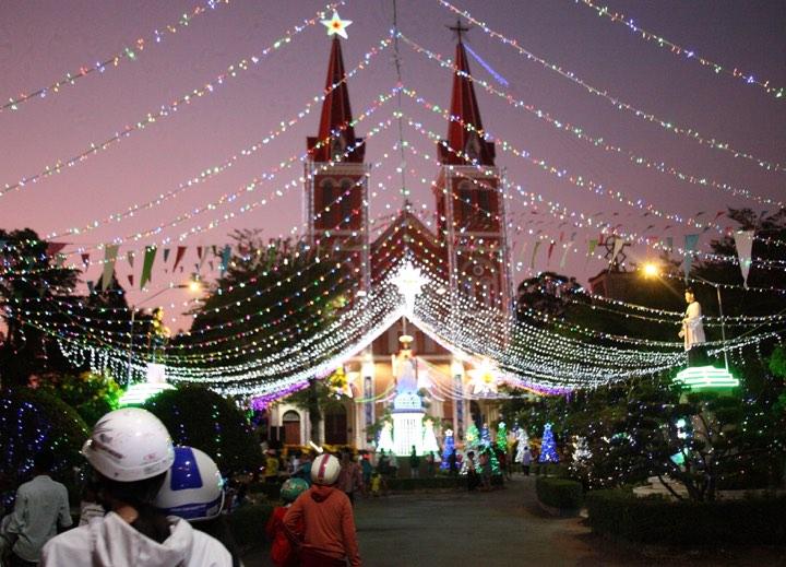 Họ đạo Mặc Bắc: Mừng Chúa Giáng Sinh
