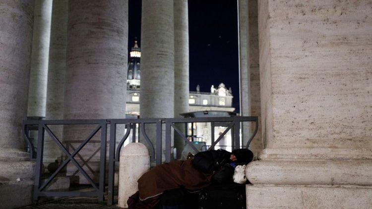 Cộng đoàn Thánh Egidio kêu gọi trợ giúp người vô gia cư và hòa bình trên thế giới