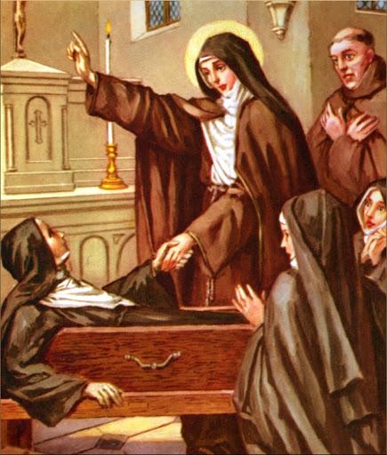Thánh Colette (1381-1447)