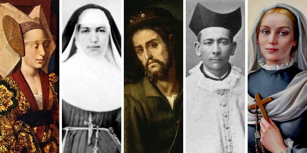 Những vị thánh nhận biết trước tiên cách sống sót qua đại dịch
