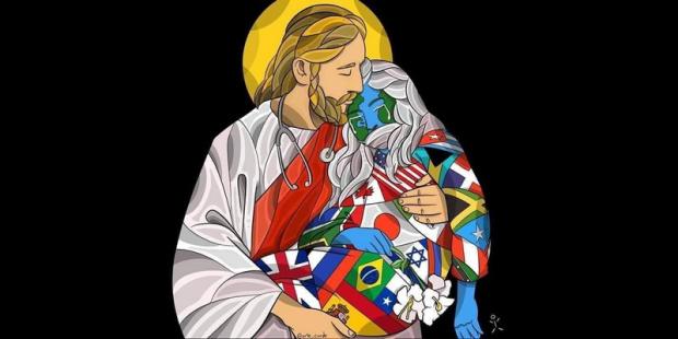 Thêm một lời cầu nguyện dâng lên Chúa Giêsu trong mùa đại dịch