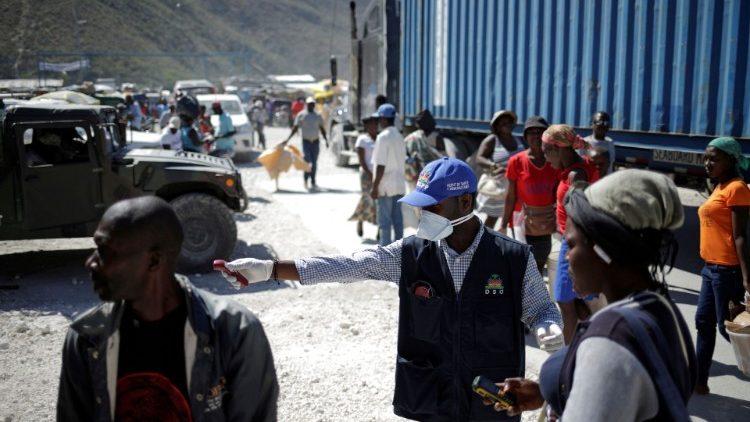 Giáo hội Bỉ lạc quyên Mùa Chay giúp Haiti