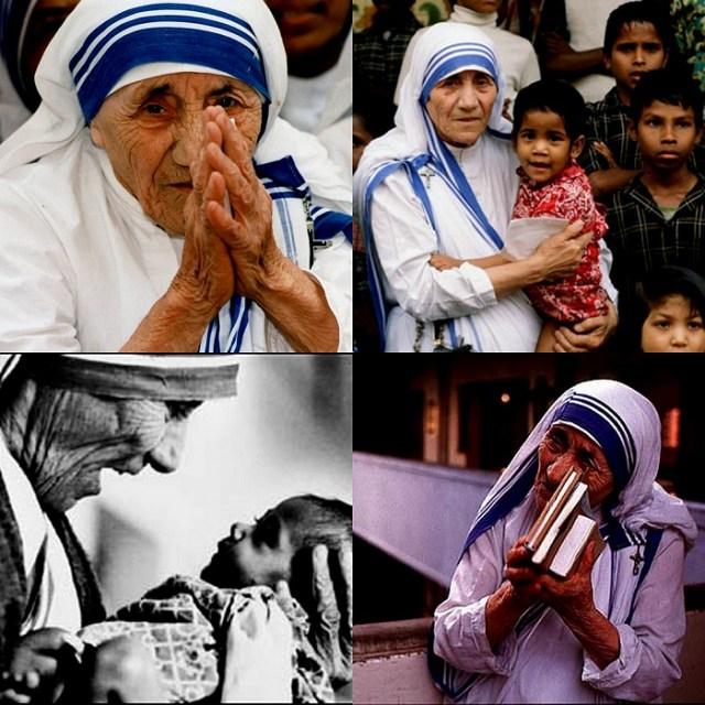 Bảy chuyện đáng ghi nhớ về Mẹ Têrêxa