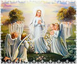 Mửng danh Thánh Mẹ