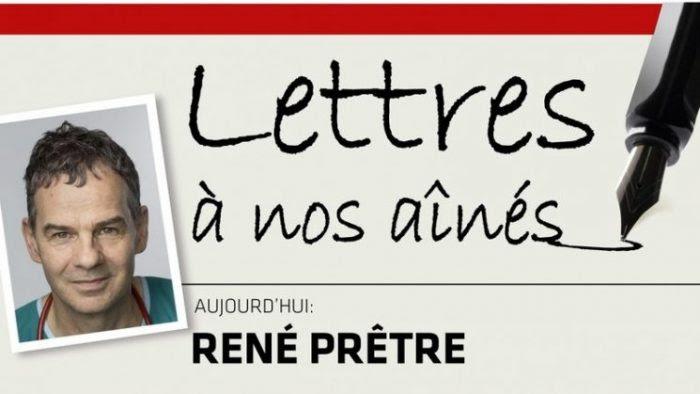 Bác sĩ tim mạch nhi khoa René Prêtre viết cho các bác lớn tuổi