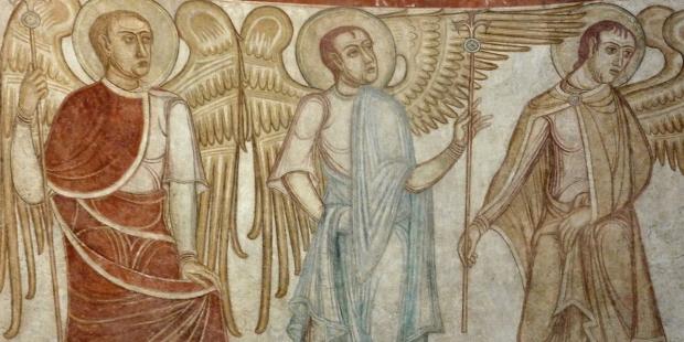 Sự khác biệt giữa Thiên thần và Tổng lãnh thiên thần