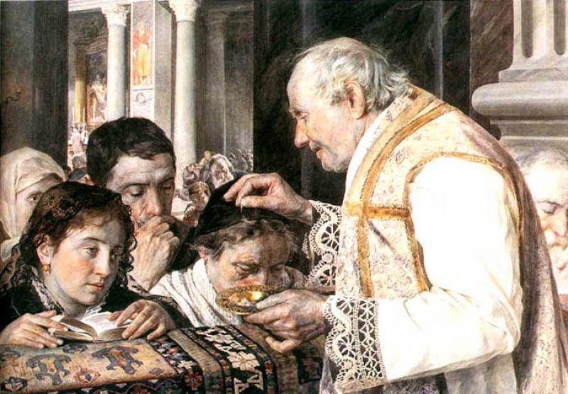 Ý nghĩa của tro trong ngày  Lễ Tro