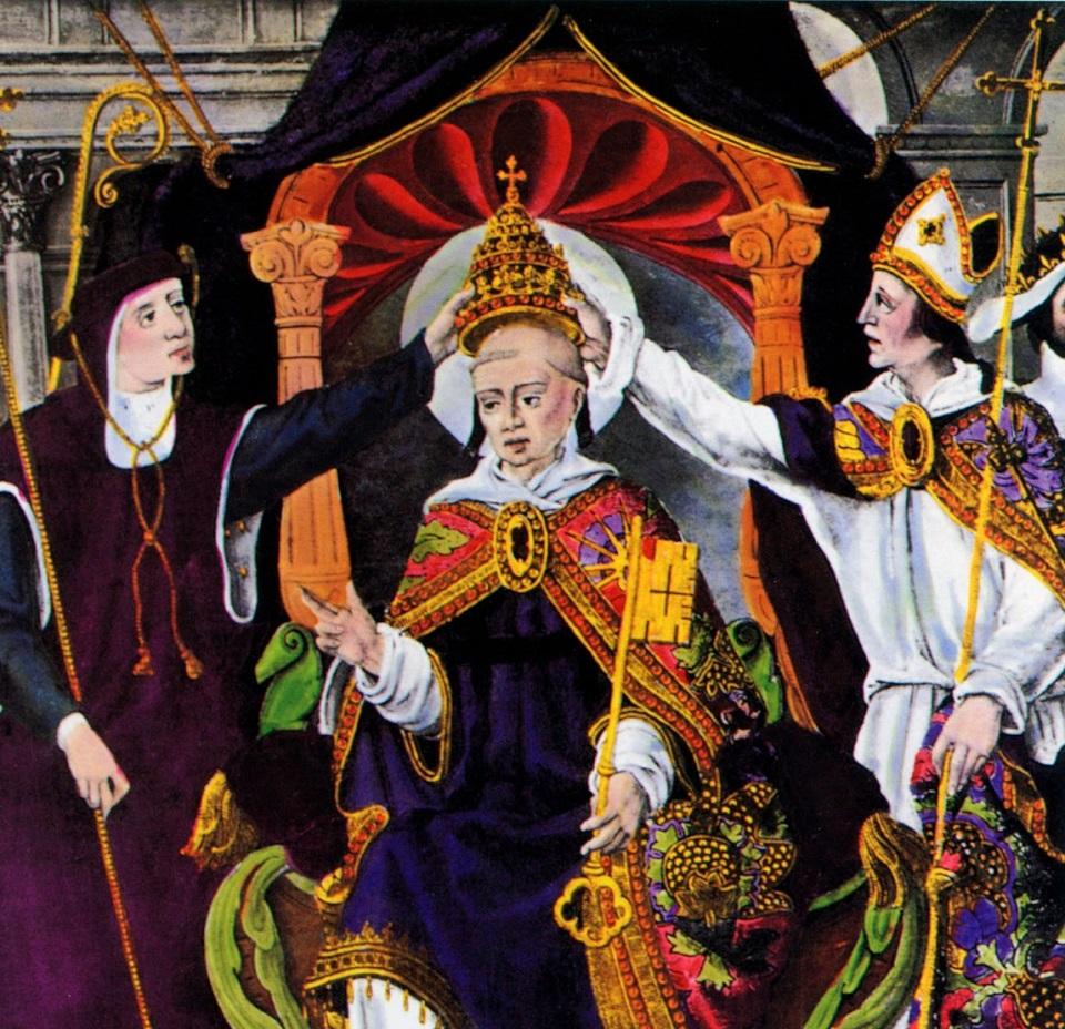Thánh Giáo Hoàng Celestine V  (1215-1296)